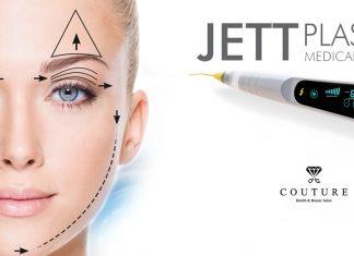 Салон Couture: процедура Jett-Plasma
