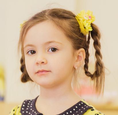 Анна-София, 4 года