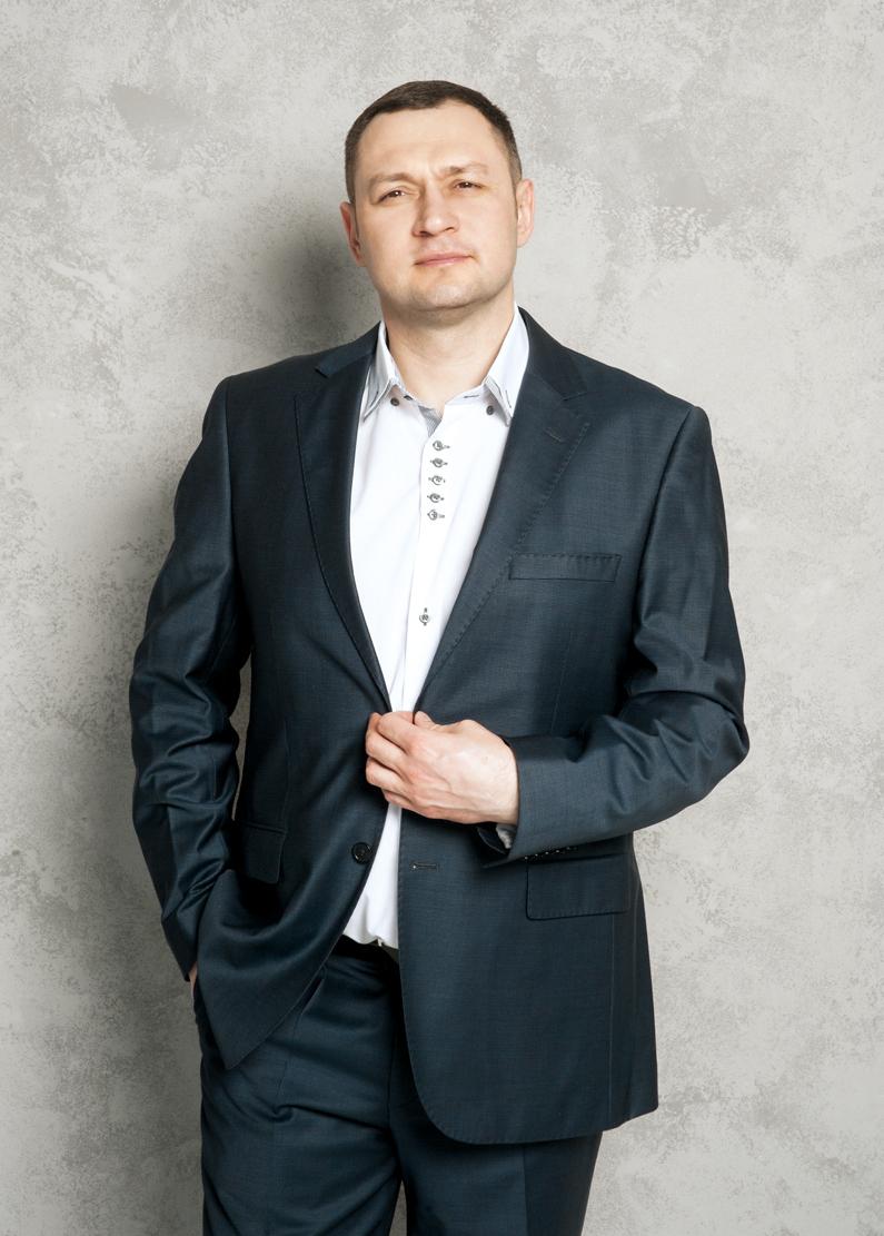 Владислав Касиян, директор клиники Cristi Dent