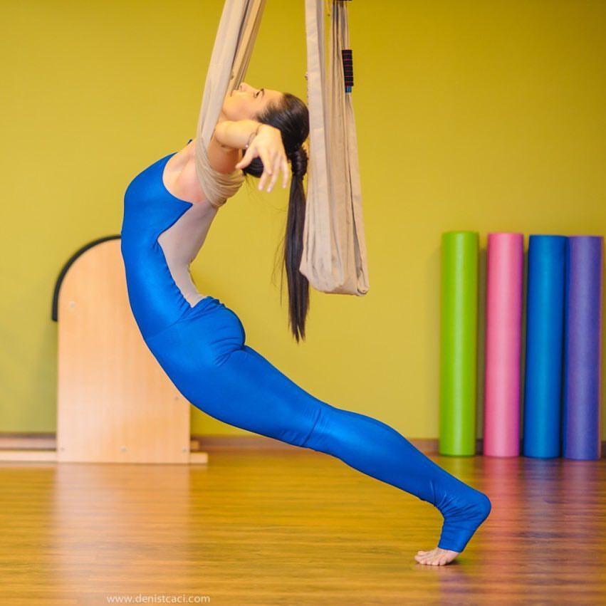 PilatesM Studio Fly-йога