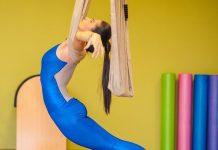 Fly-йога: Трансформация души и тела
