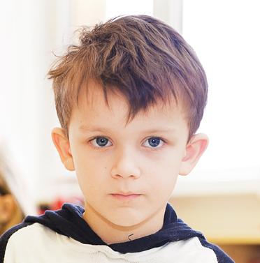 Сэм, 5 лет
