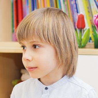 Штефан, 6 лет