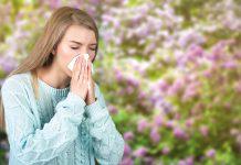 Весенняя аллергия: советы, лечение