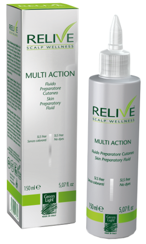 RELIVE Multiaction Skin preparatory