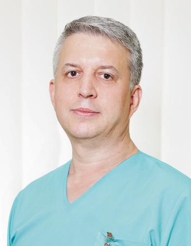 Юрий Нику, врач-уролог высшей категории