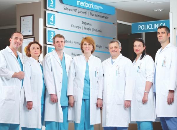 Medpark Специалисты Консультационного центра