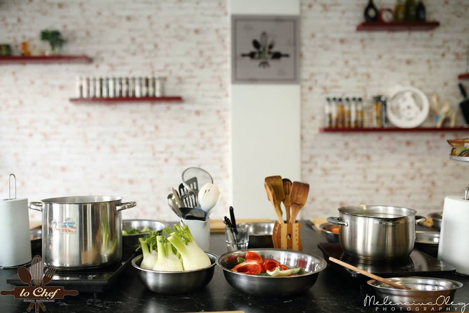 5 мая первый благотворительный кулинарный мастер-класс