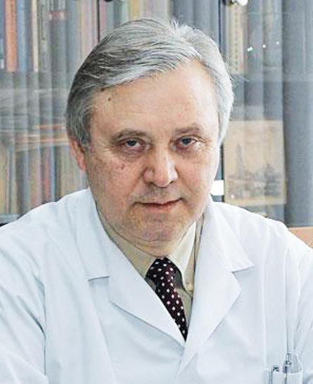 Станислав Гроппа, академик, доктор медицинских наук
