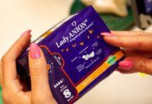AnionCare – антибактериальные прокладки
