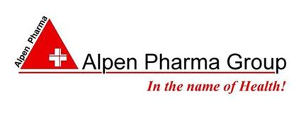 Alpen Pharma Logo