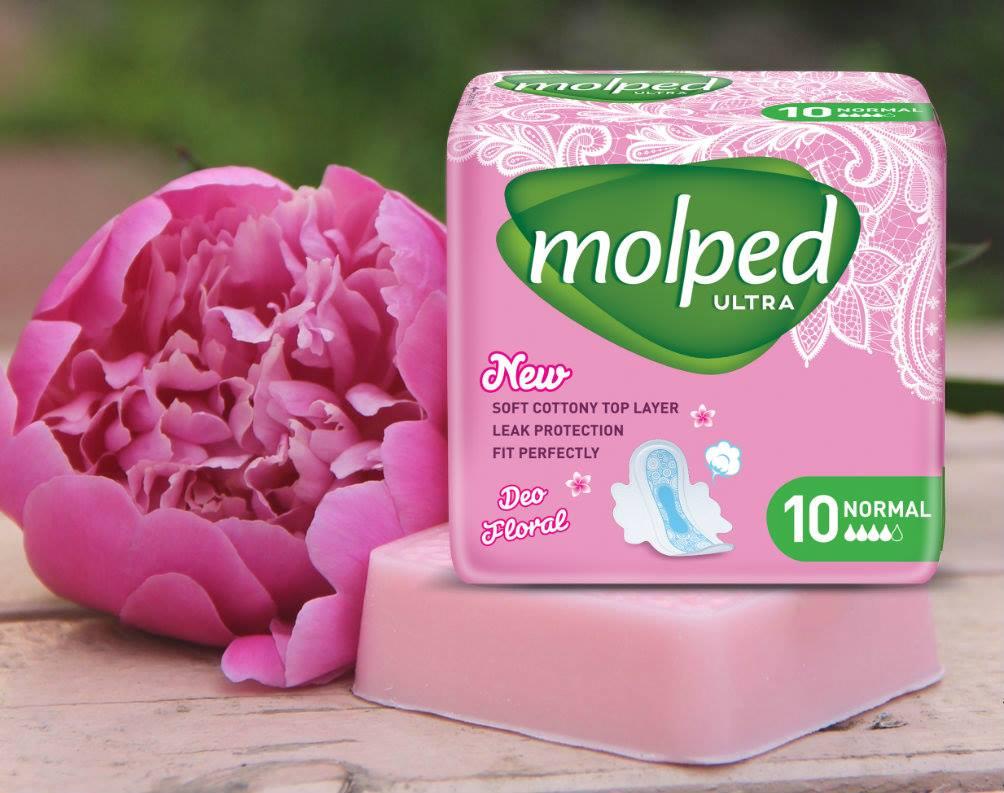 Molped: сияйте каждый день!