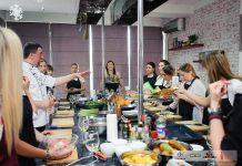 Кулинарный мастер-класс «Спаси Жизнь» c Марианом Дану