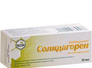 Alpen Pharma Solidagoren