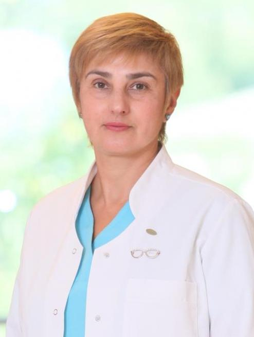 Вера Кирияк, офтальмолог