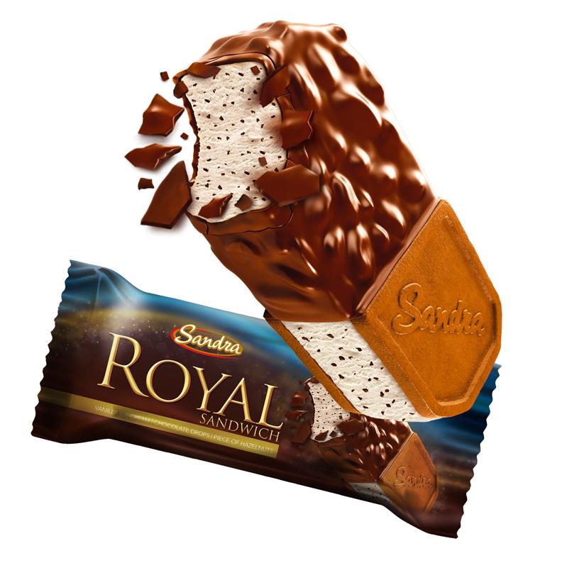 мороженое Royal Sandwich
