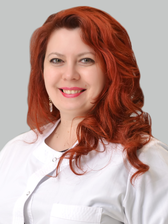 Алена Добровольская, акушер-гинеколог