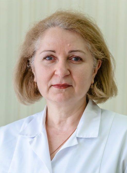 Инна Токарчук