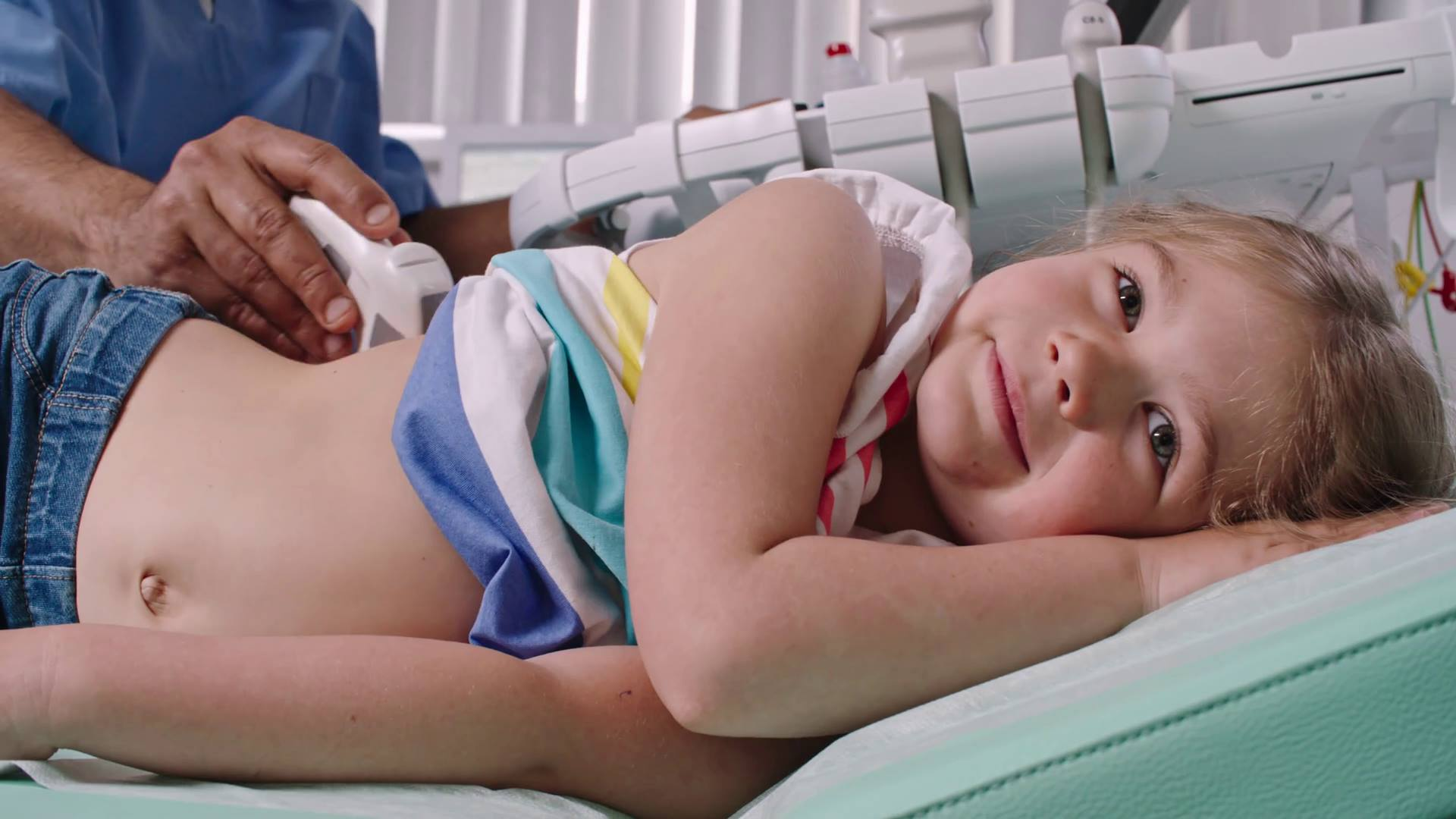 Invotro: УЗИ-диагностика для детей