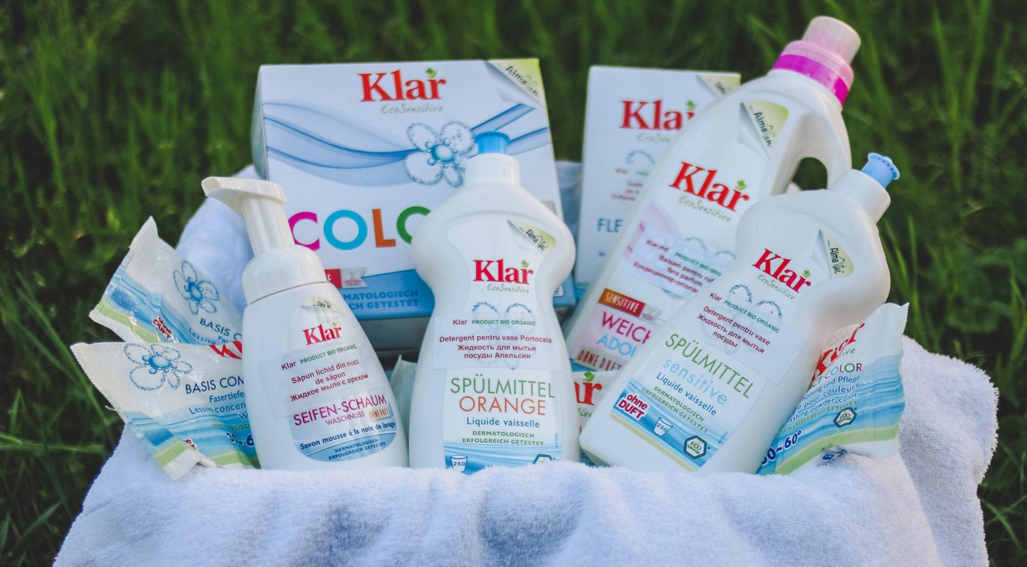 Продукты KLAR