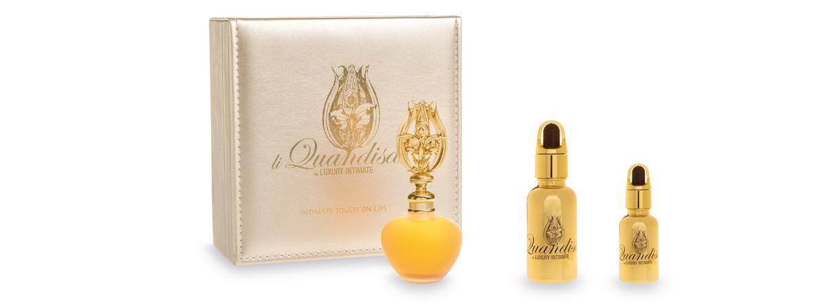 Чувственная комбинация: Li Quandisa Luxury Intimate