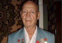 Василий Гупалов — 90-летний ветеран из Бельц