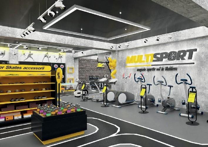 магазин Multisport