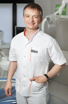 Сергей Сухан, cтоматолог, главный врач Denta Vita