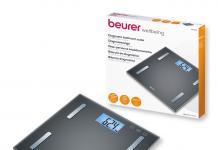 Диагностические весы BF 180 от Beurer
