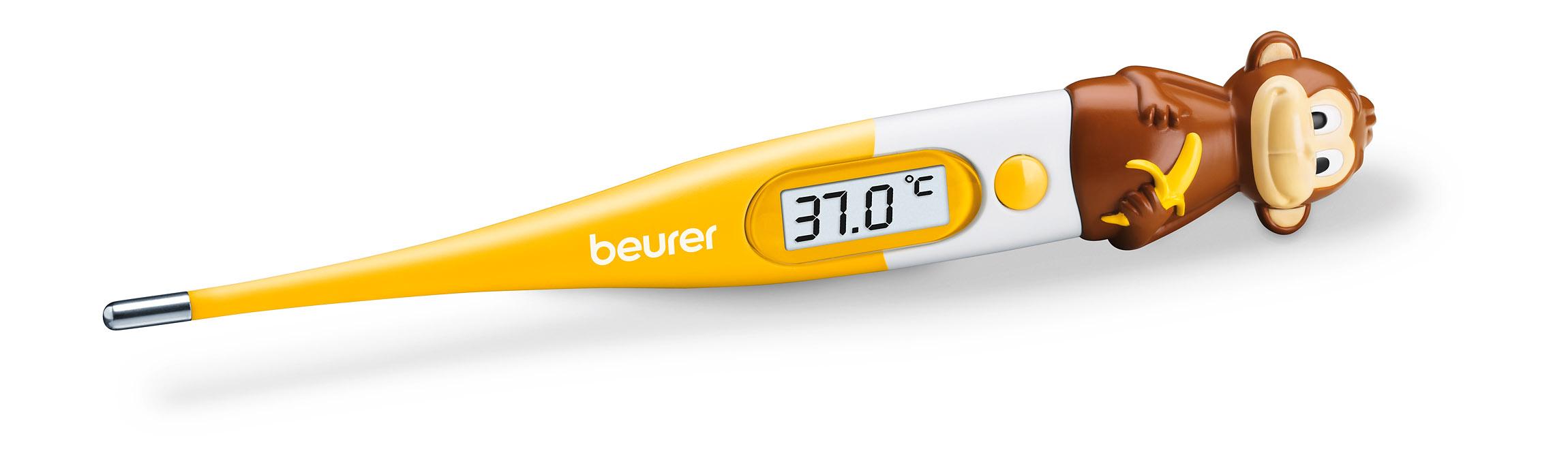 Beurer: Какой градусник выбрать для ребёнка