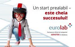 Eurolab: Avertizat – înseamnă protejat!