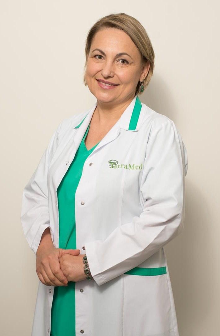 Istrate Cornelia medic imagist-sonografist