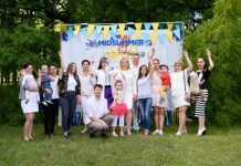 Oriflame: Midsummer Swedish Party