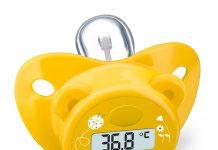 Термометр-соска BY20
