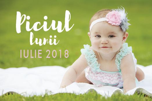 konkurs iulie 2018