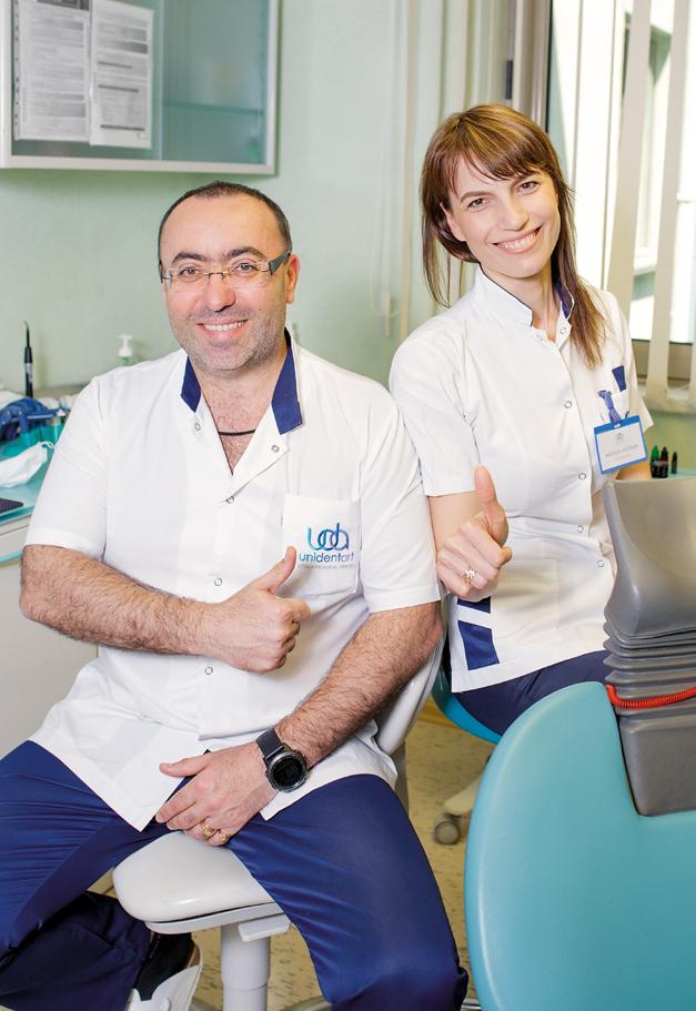 UniDentArt: 10 лет заботы о пациентах
