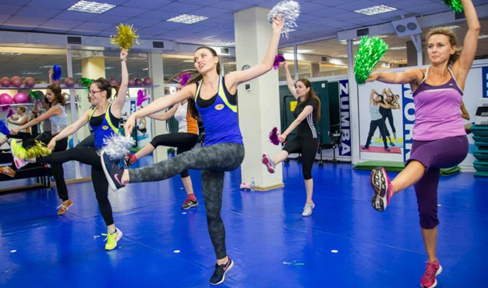 Alexia: Clase de dans