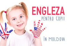 Engleza pentru copii Chisinau