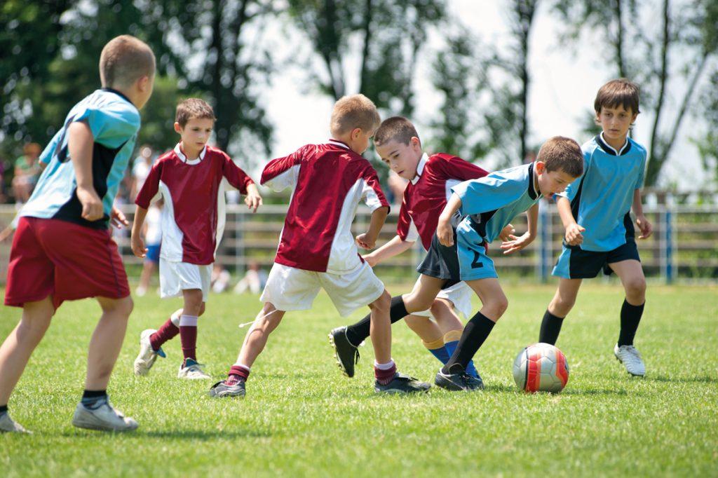 Школа футбола Olimpus