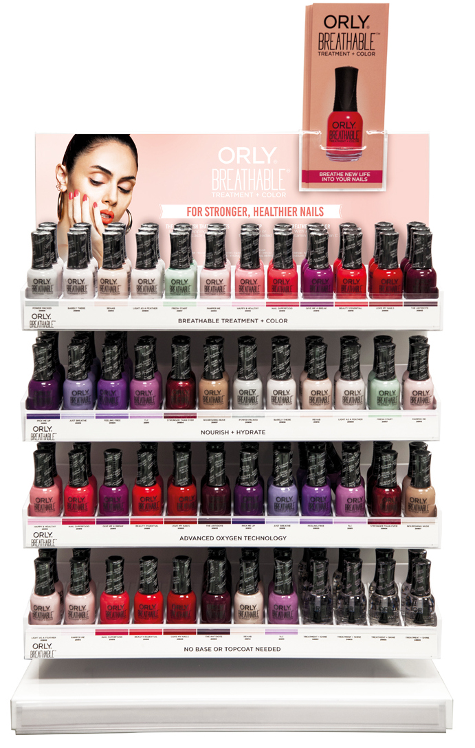 Orly: инновация в сфере ногтевого сервиса