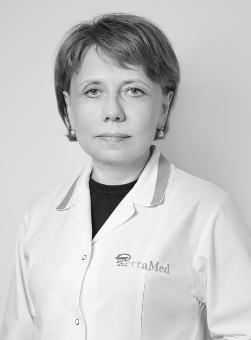 Татьяна Вайпан, врач-педиатр