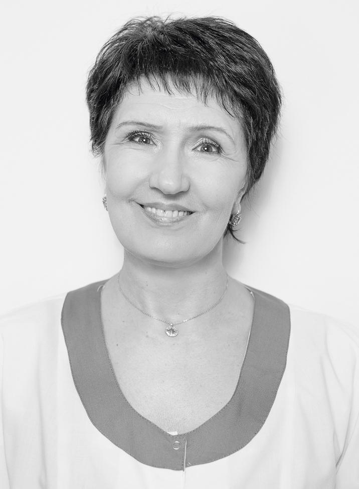 Нелли Романова, педиатр