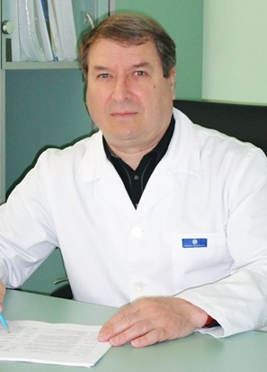 Președintele Asociației Medicilor Obstetricieni Ginecologi din RM Prof. Valentin Friptu