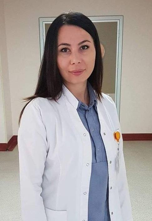 Валентина Жорня, врач функциональной диагностики