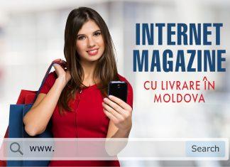 Magazinele online cu livrare in Moldova