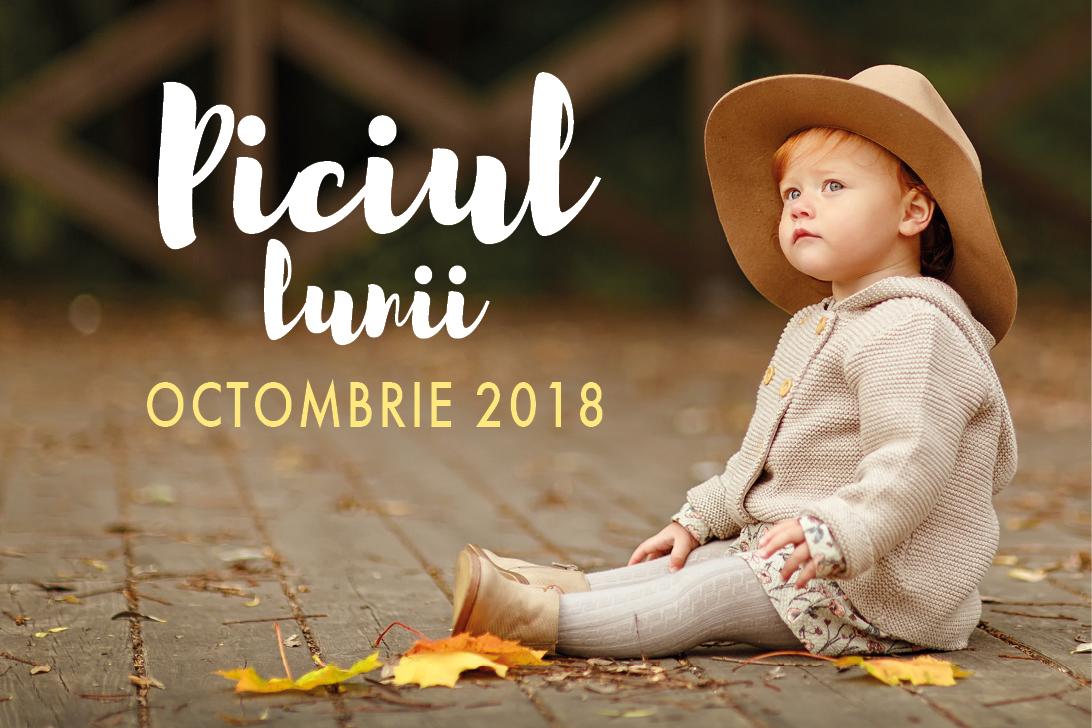 Revista Sanatate: Piciul lunii octombrie 2018