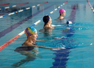 Aquaterra Sport School занятия для беременных