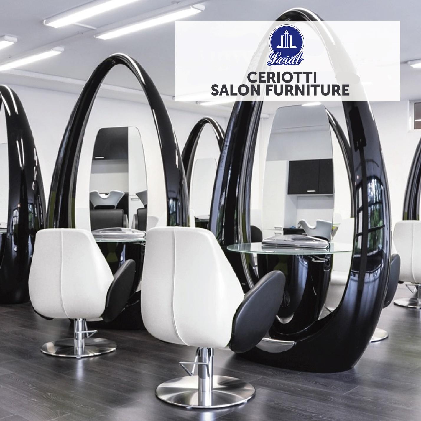 Ceriotti - номер один в производстве оборудования для салонов красоты