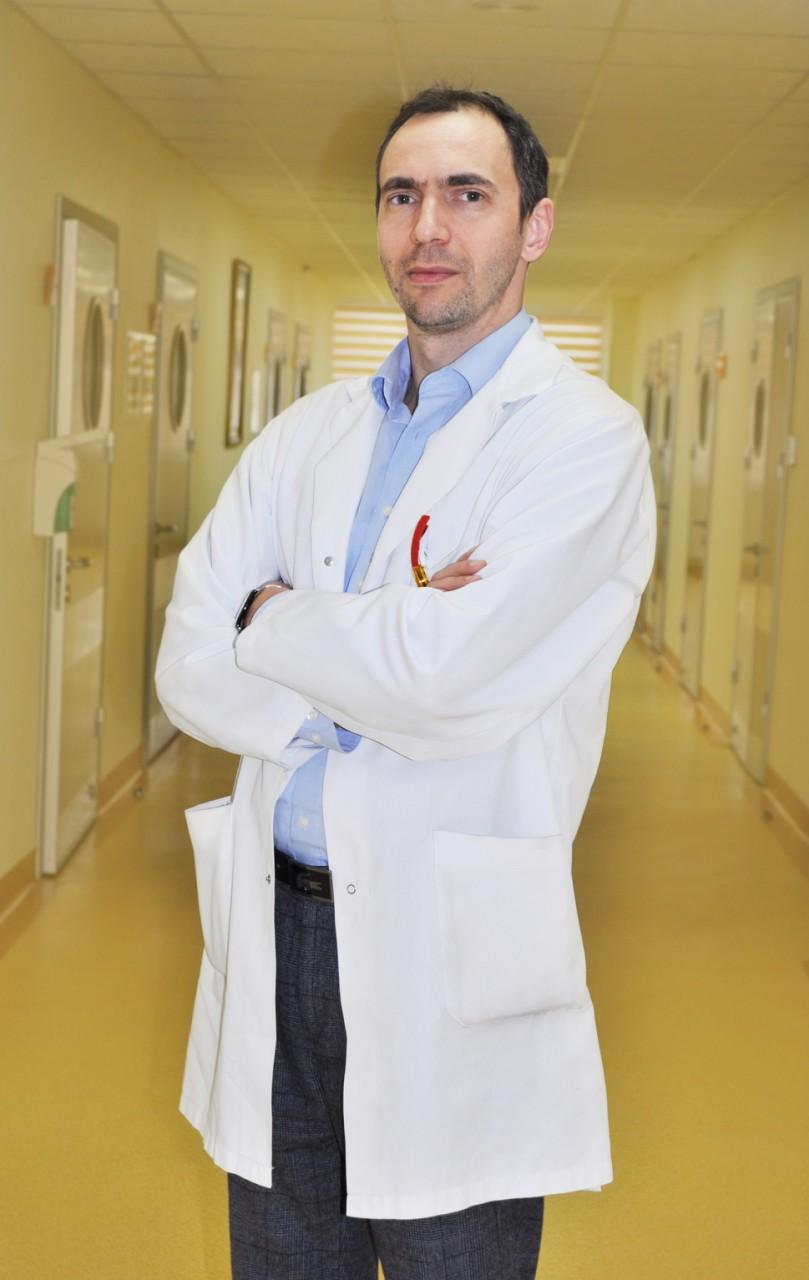 Дан Лысый, врач-нейрохирург Novamed