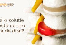 Novamed: soluție perfectă pentru hernia de disc